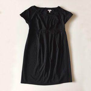 Liz Lange Black Maternity Dress Size XL